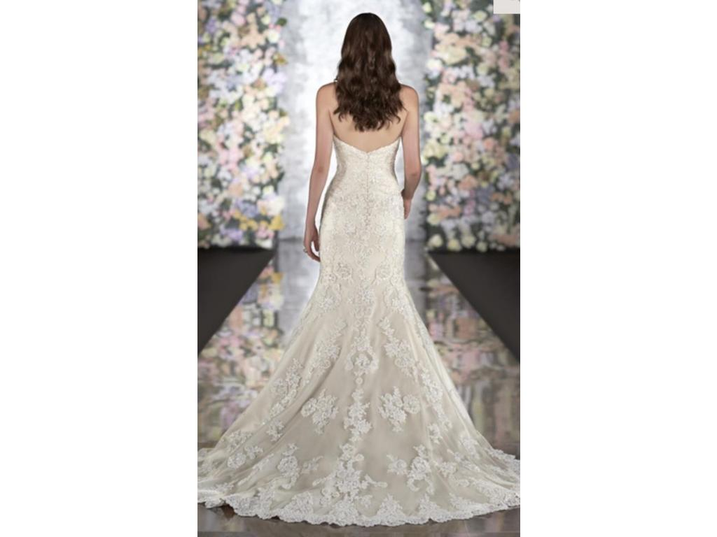 Wedding Gowns For USD 500 : Martina liana  size used wedding dresses