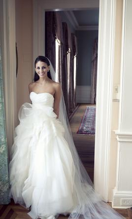 Vera wang diana 4 500 size 4 used wedding dresses for Vera wang diana wedding dress